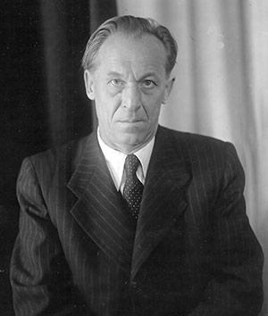 Академик А.М. Самарин
